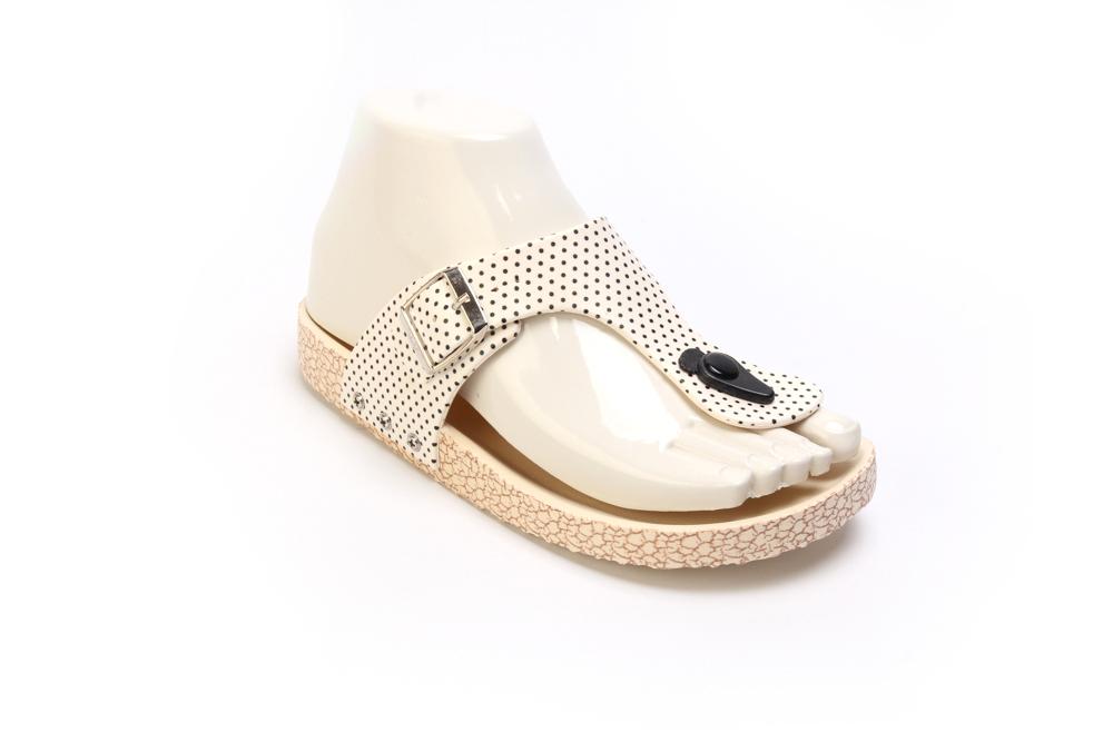 Jelly Doty Birken White | Sandals